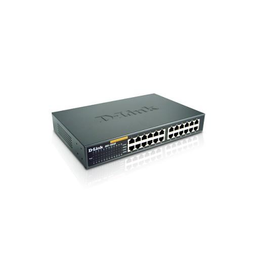 D-LINK DES-1024C - Switch Unmanaged